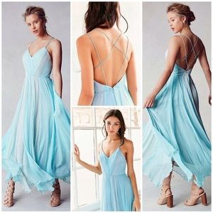 Kimchi blue waterfall dress